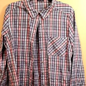 ❤Lilly Long Sleeve Womans Button Up Shirt